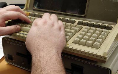 Retrocomputing