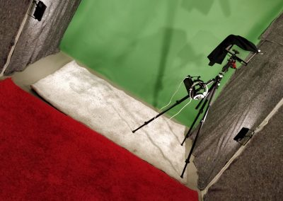 Studio 2: Greenscreen