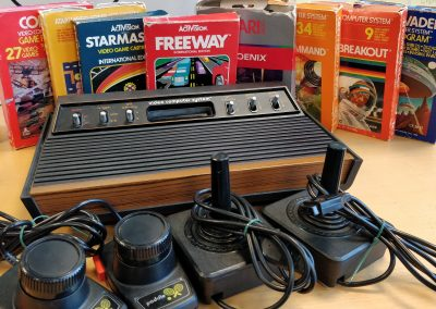 Atari 2600  - Light Sixer