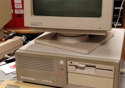 Commodore PC20-III